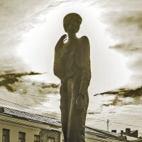 "Ахматова ""Реквием"" :: Владимир Питерский"