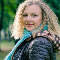 Катюша - молодая мамочка :: елена брюханова