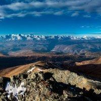 Северо-Чуйский хребет :: Sergey Oslopov