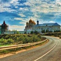 Лужский монастырь :: Андрей Куприянов