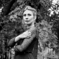 В лесу :: Ksenia Moskaleva