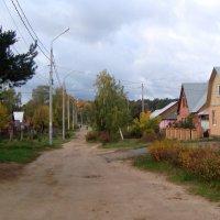 тихая провинция... :: Галина Флора