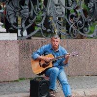 Street music :: Владимир Плужников