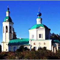 Храм Параскевы Пятницы (2). :: Владимир Валов