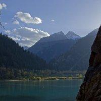 Иссыкское озеро :: Юлия Рязанцева