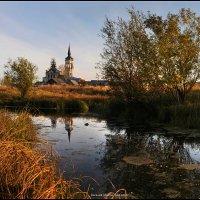 Крестовоздвиженская церковь :: Василий Микульский