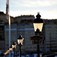 фонари Стокгольма :: Михаил Валюженич