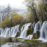 Бесконечный водопад :: Сергей Фугаров