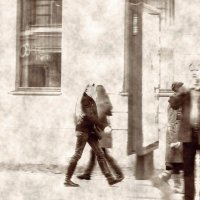 пешеходы :: sv.kaschuk