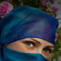 Ох уж эти женщины востока.... :: Андрей Бедняков