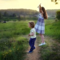 Солнечные дети :: Anna Lipatova