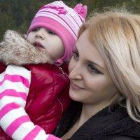 Мама и я.... :: Носов Юрий