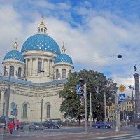 Свято-Троицкий Измайловский собор :: alemigun