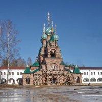 Храм Святителя Спиридона Тримифунтского. :: Ирина Нафаня