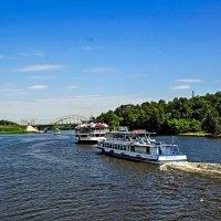 Москва река :: Владимир Воробьев