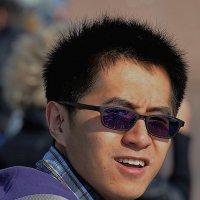 Китайский юноша. :: Leonid Volodko