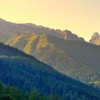 Утро в горах Карачаево - Черкессии. :: Игорь