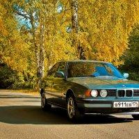 BMW e34 :: Сергей Бородулин