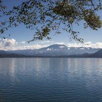Озеро Тазава :: Evgeny Kornienko