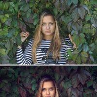 до/после :: Анна Задворнова