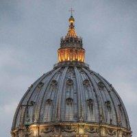 Купол собора Святого Петра :: Никита Иванов