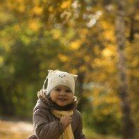 Осенняя пробежка :: Вера Арасланова