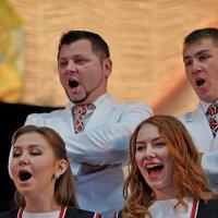 Припевать лучше хором... :: Александр Бойко