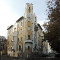 Доходный дом Н.Г.Тарховой (Г.И.Макаева) :: Александр Качалин