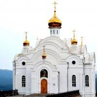 Златоустовский Собор Серафима Соровского :: Елизавета Кудашева