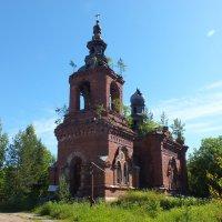 Карелия. Православная церковь св. кн. А. Невского :: Николай