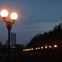 фонари :: Дмитрий Часовитин