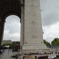 Триумфальная арка в Париже :: Svetlana27