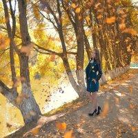 Листочки :: Женя Рыжов