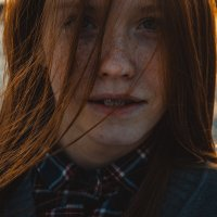 Рыжа :: Анна Каспер