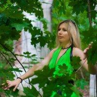 Зеленое настроение :: Алексей Мартынов