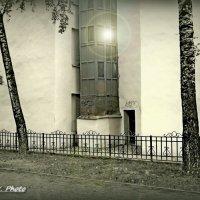 Волшебный лифт :: Марк Васильев