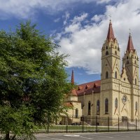 Католический собор в Караганде :: Alexandr Jakovlev