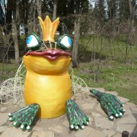 Царевна-лягушка :: Валентина Жукова