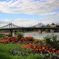 Старый Тверской мост - 1910 г. :: Виктор Калабухов