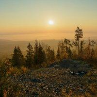Панорама восхода :: vladimir Bormotov