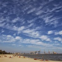 Ветер в облаках :: Татьяна Петрушкина