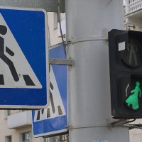 А зелёный-то в юбке! :) :: Алеся Пушнякова