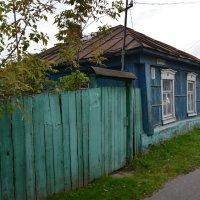 Домик в Коломне. :: Oleg4618 Шутченко