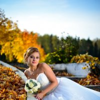 Свадебный портрет :: Мария Михайлова
