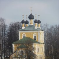 Церковь Флора и Лавра (Воскресенская) :: Galina Leskova