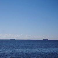 Обычная, скучная фотография... Очень уж я люблю Финский залив :: Полина