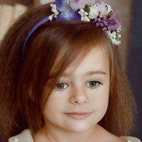 Маленькая принцесса :: Ольга Капустина