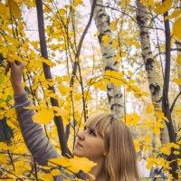 Осенняя сказка :: Вероника Просекова