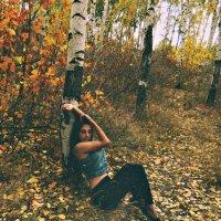 Закрывать глаза и наслаждаться запахом Леса , запахом Осени :: Виктория Дмитриевна