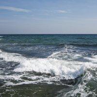 Море Черное пенится, хмурится... :: Людмила
